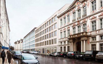 Neubau und Denkmalschutz – Wand an Wand in der Innenstadt