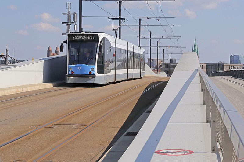 Klug geplante Fahrwege für nachhaltige Mobilität
