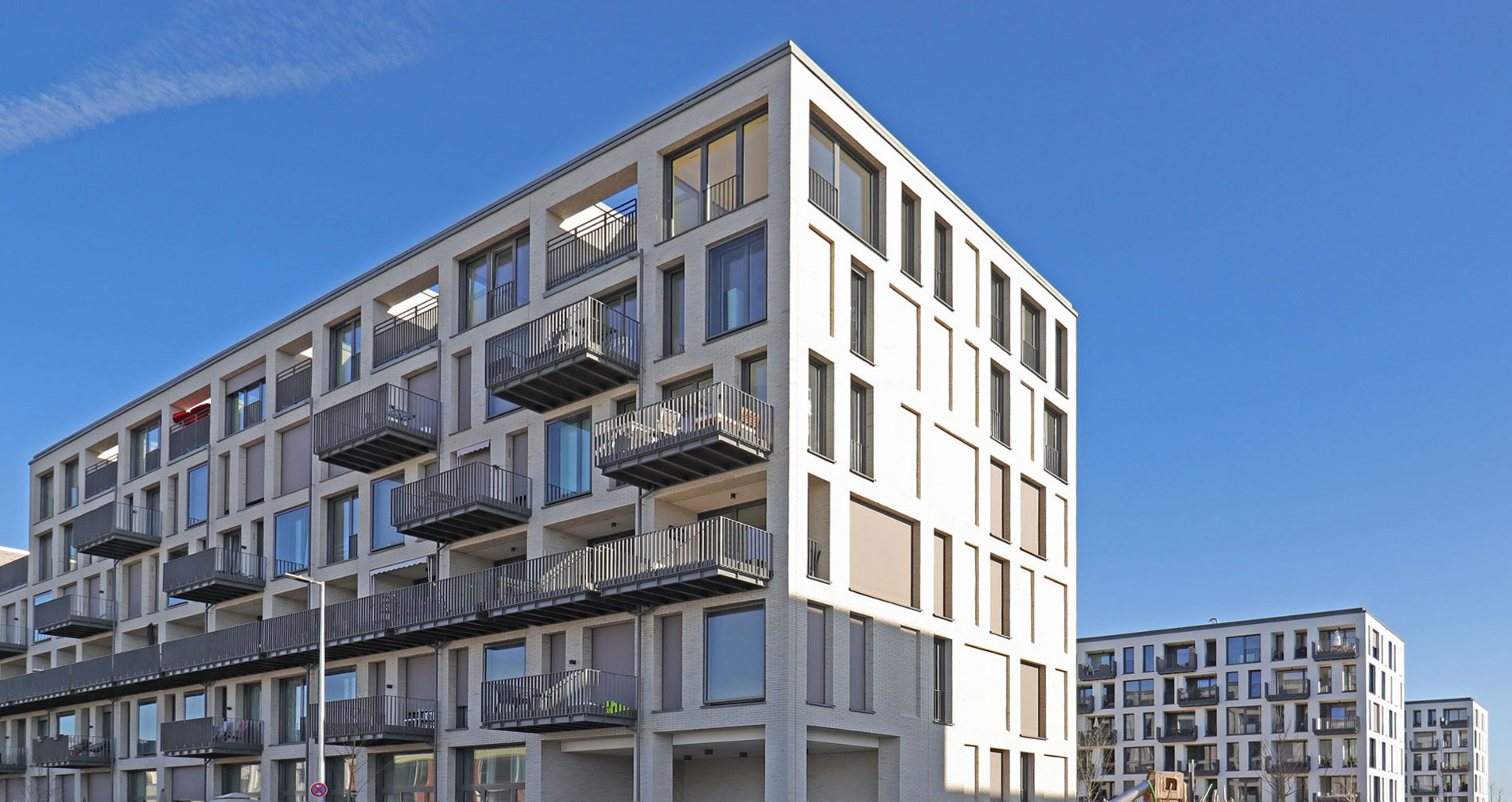 Mietwohnungsbau Meiller Gärten München